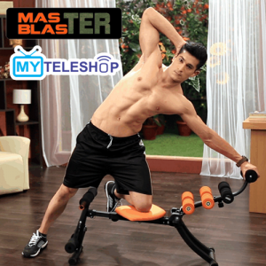 Master Blaster Exercise Machine