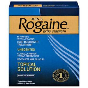 Rogaine Hair Growth