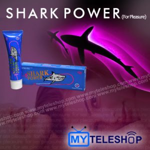 Shark Power King Size Super Cream